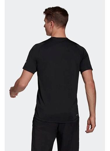 adidas Adidas Erkek Koşu - Yürüyüş T-Shirt M Frl Ult T Gu2771 Siyah
